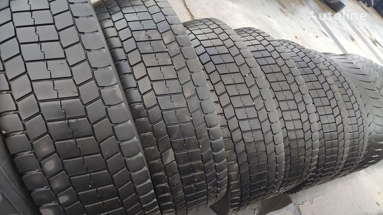 грузовая шина Bridgestone 295/80 R22.5