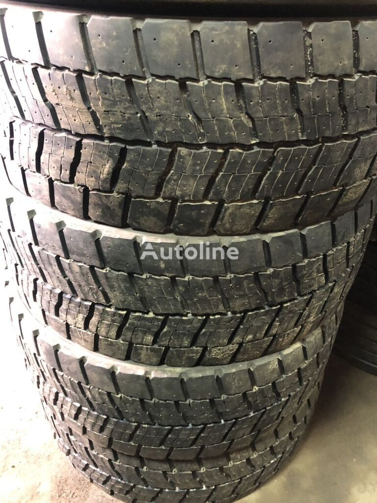 грузовая шина Michelin X line