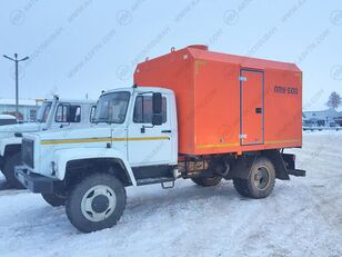 новый автофургон ГАЗ   33086 «Земляк»