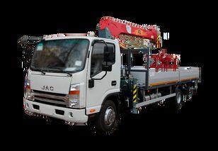 новый бортовой грузовик JAC Бортовой автомобиль с КМУ FG-414