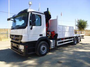 бортовой грузовик MERCEDES-BENZ actros 25 32