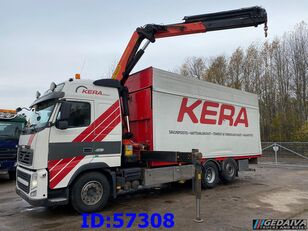 бортовой грузовик VOLVO FH13 460 6x2 Palfinger Euro5