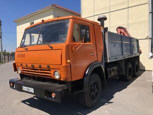 бортовой грузовик КАМАЗ 5320