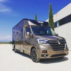 новый грузовик коневоз RENAULT Horse trucks Ameline