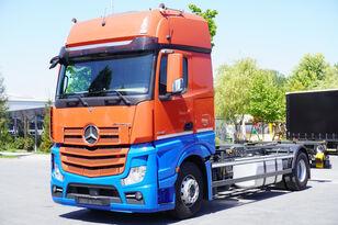 грузовик шасси MERCEDES-BENZ ACTROS 1842, E6, 4x2, chassis 7m, BDF, GigaSpace