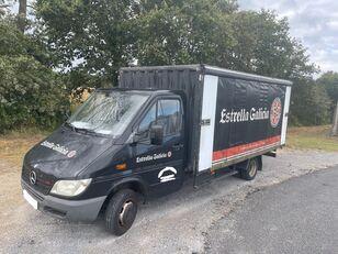 грузовик штора MERCEDES-BENZ 413 CDI BOTELLERO