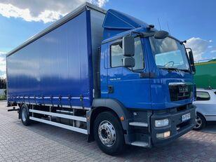 грузовик штора MAN TGM 18.250 Firanka Euro 5