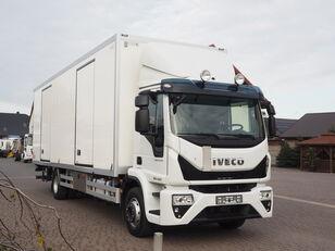 изотермический фургон IVECO EUROCARGO 150E25 EURO 6 150-250 NOWY MODEL IZOTERMA 21 PALET