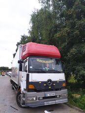 изотермический фургон MERCEDES-BENZ Atego 1828