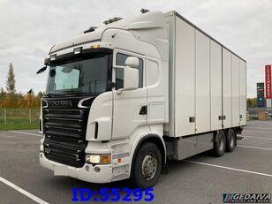 изотермический фургон SCANIA R500 - 6X2 - EURO 5