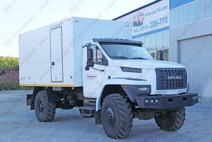 новый изотермический фургон УРАЛ NEXT 43206-6151-71