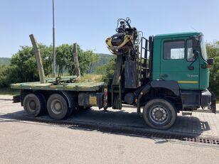 лесовоз MAN F2000 33.410