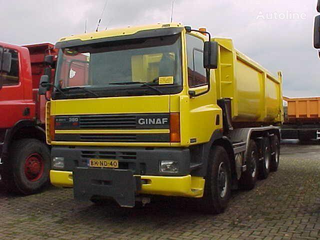 самосвал GINAF M4243-TS 8x4