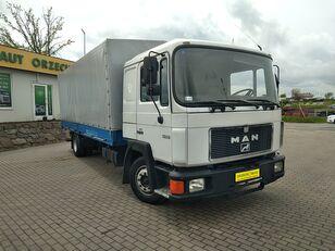тентованный грузовик MAN 12.232