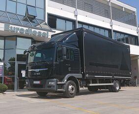 тентованный грузовик MAN TGM 12.290