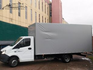 новый тентованный грузовик ГАЗ  A21R23