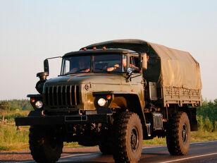 новый тентованный грузовик УРАЛ 43206