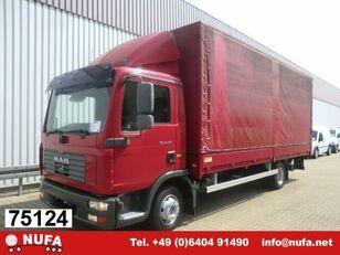 тентованный грузовик MAN TGL 8.210 BL