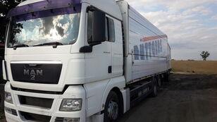 тентованный грузовик MAN TGX 26.440