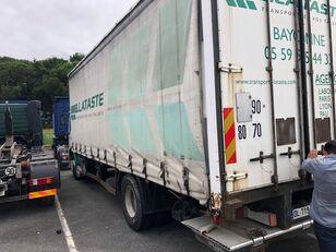 тентованный грузовик RENAULT Premium 270