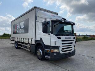 тентованный грузовик SCANIA P270 4x2