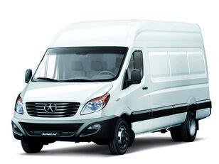 новый автофургон < 3.5т JAC Цельнометаллический фургон на базе JAC Sanray