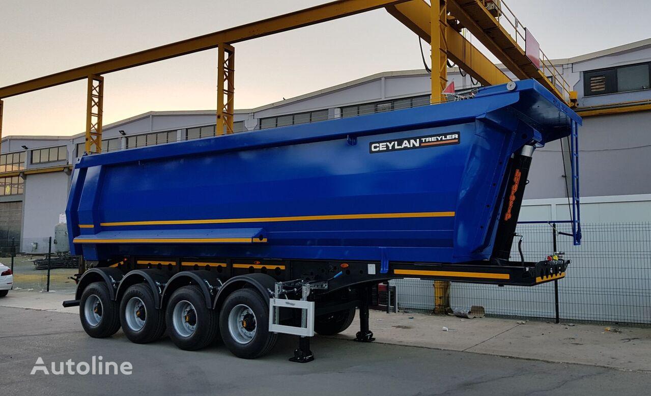 новый полуприцеп самосвал CEYLAN 35-40 M3 Made for Africa