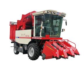 новый кукурузоуборочный комбайн WORLD 4YZ