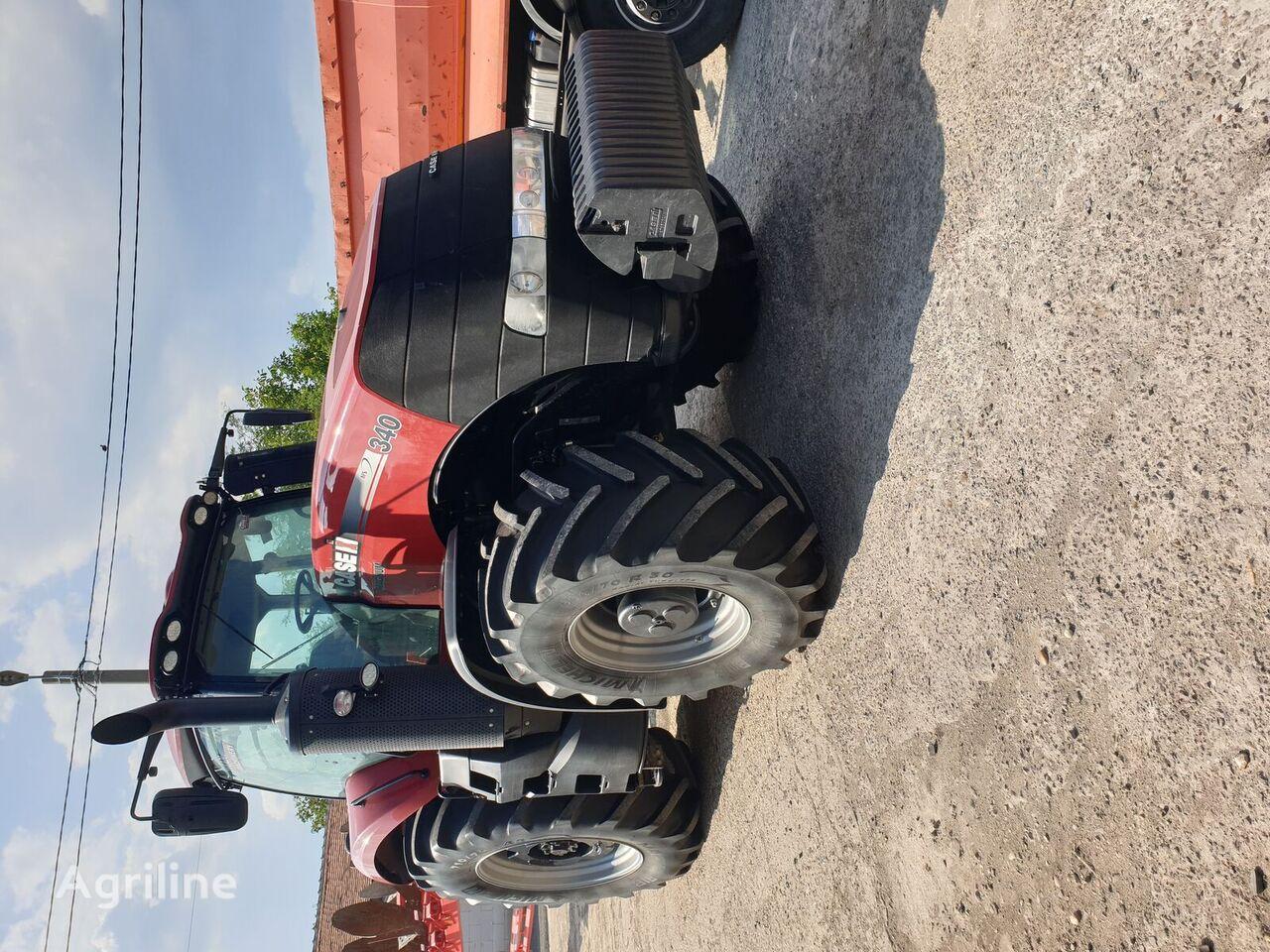 трактор колесный CASE IH Magnum