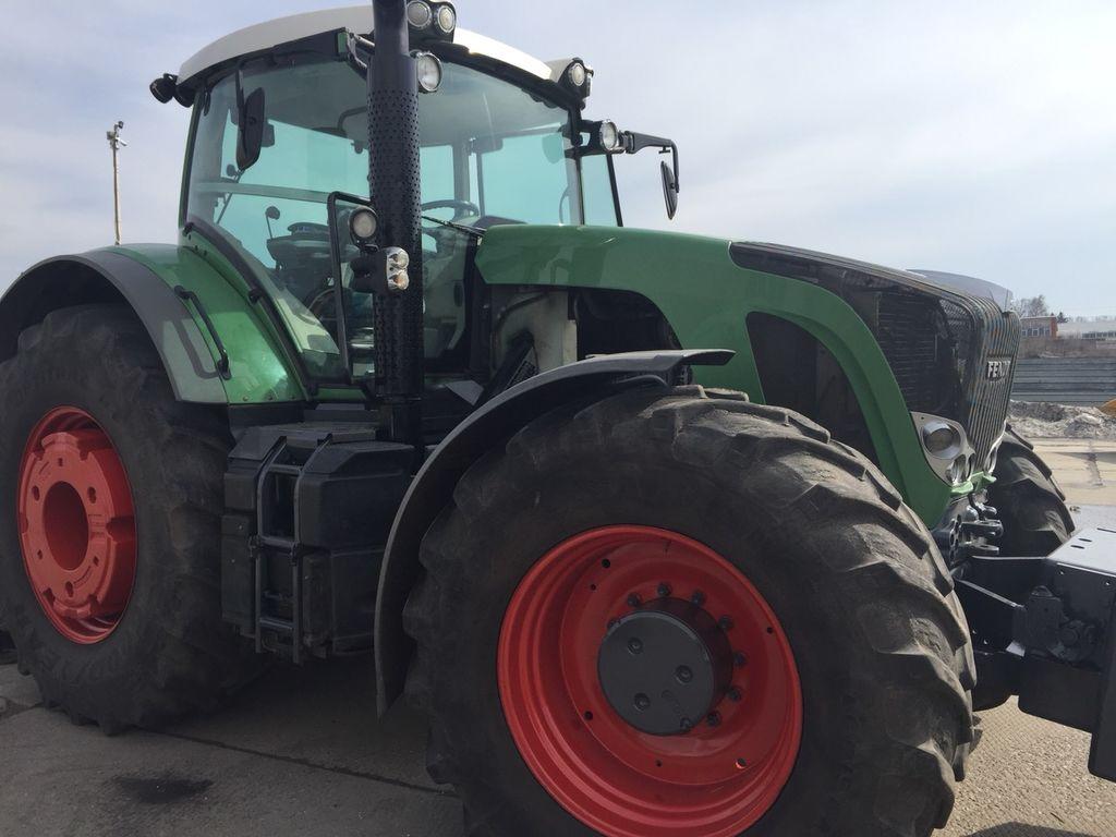 трактор колесный FENDT Vario 936(в кредит)