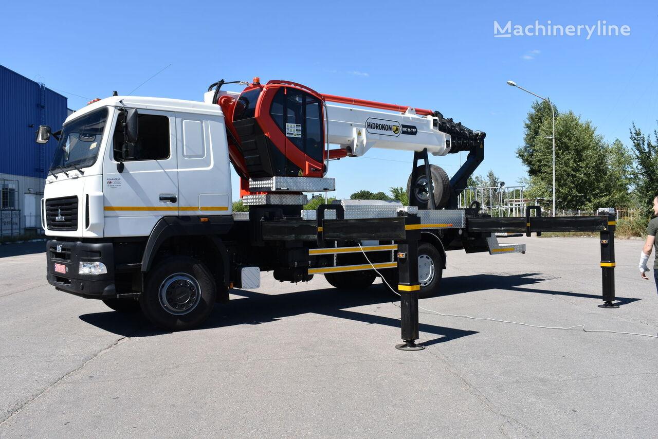 новая автовышка HIDROKON HK 36 TPF на шасси МАЗ-5340С5