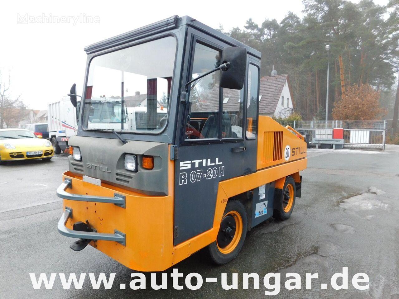 специальный тягач STILL R07-20H Hybrid Diesel - Elektro Schlepper Zugmaschine