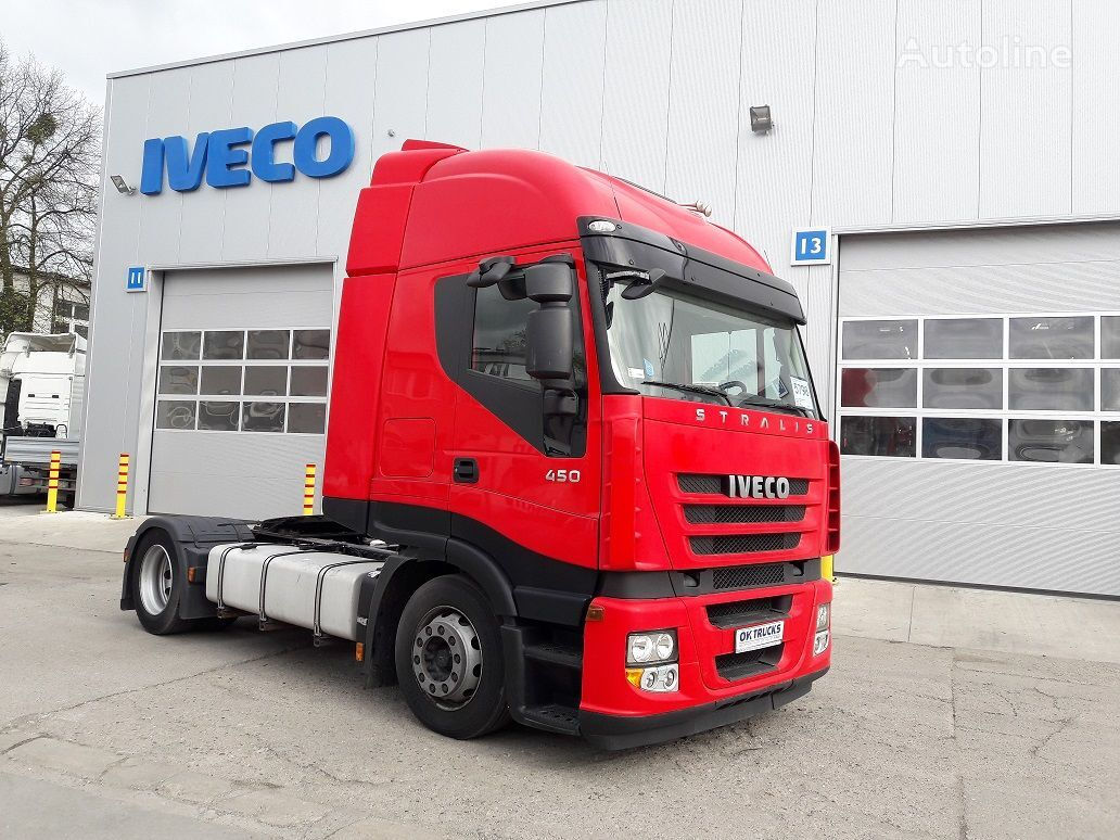 тягач IVECO AS440S45T/FP LT
